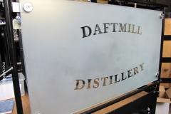 Daftmill-Schild