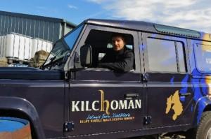 Kilchoman Landrover