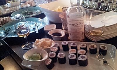 Whisky und Seafood 2