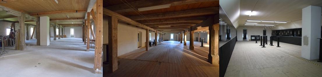 Langatun Kornhaus Stockwerke Kombi