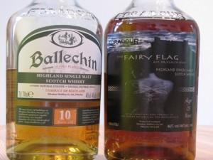 Ballechin Fairy Flag
