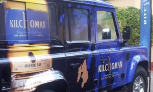 Kilchoman Roadshow
