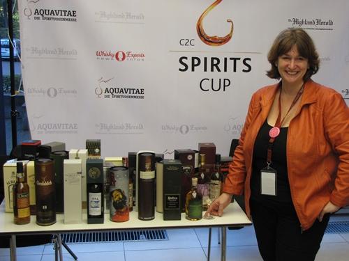 Spirits Cup
