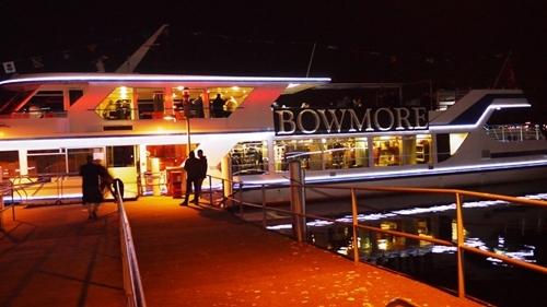 Whiskyschiff Bowmore