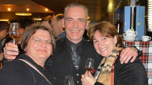 Whiskyschiff Trio