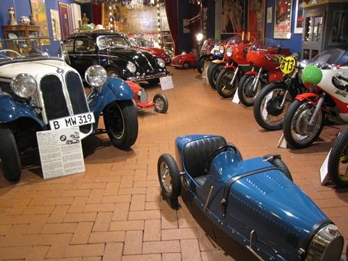 Boxenstop Autos1