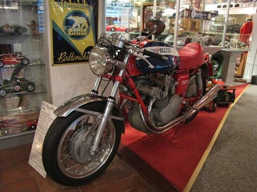 Boxenstop Motorrad