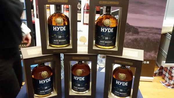 Hyde Flaschen klein