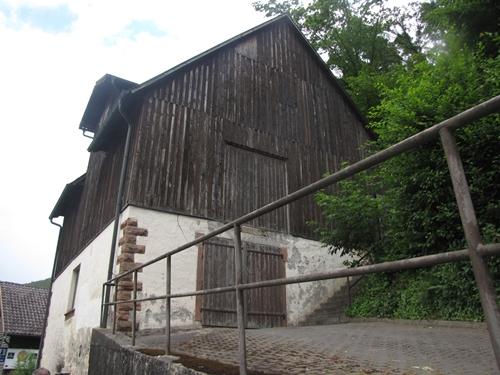 Ziegler neues Lagerhaus