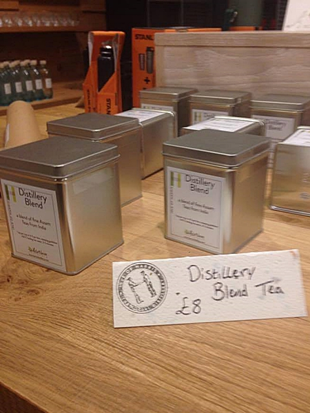 Harris Distillery Tea