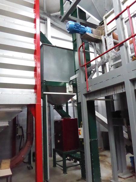 Wolfburn Distillery Modern Mill