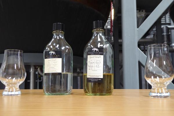 Wolfburn Distillery Tasting 2