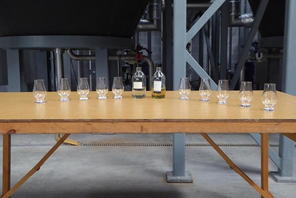 Wolfburn Distillery Tasting