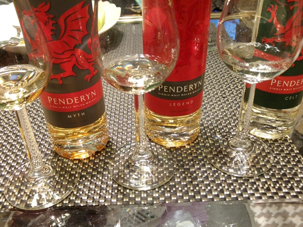 Penderyn Dragon